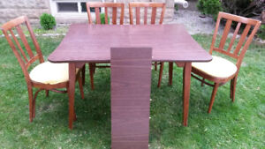 Vintage early 1970s Dining Room Set