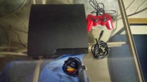 Playstation 3 Console, 120GB w/ 1 Controller
