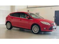 2012 Ford Focus 1.6 182 EcoBoost Titanium X 5dr Hatchback petrol Manual