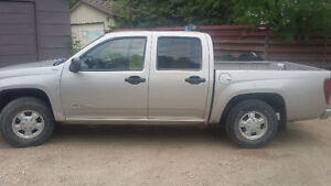 2005 Chevrolet Colorado Pickup Truck