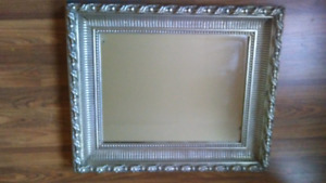 Professionally Framed Mirror For Sale!