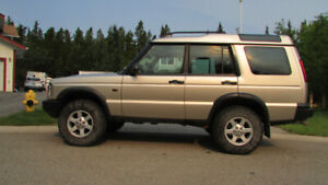 2003 Land Rover Discovery 2
