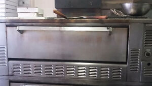 Garland Double Deck Pizza Ovens. Price Reduced!