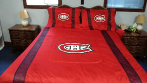 montreal canadians bedding great christmas gift