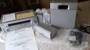 SONY HOME THEATER SYSTEM (in the box)
