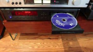 Krell SHOWCASE CD/DVD Player made in US