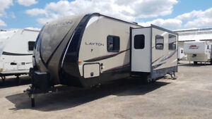 RV Auction Ends July 25th - 15+ Late Model Units