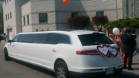 BRAMPTON WEDDING LIMO & MISSISSAUGA LIMO RENTAL 416 702 7899
