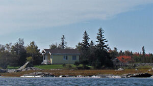 Oceanfront Cottage near Port Medway for Weekly Rental