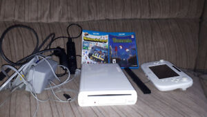 Wii-U Console + Games Bundle