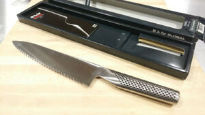 Burnaby Online Only Auction - Global, Henckels & Victorinox Kniv