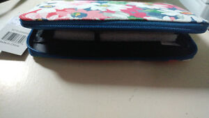 Flower wallet New with Tags