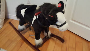 Rocking Horse w/horse sounds and movements