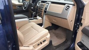 2011 F150 CREW  4X4  LARIAT  SUNROOF  LEATHER  A MUST SEE TRUCK. Windsor Region Ontario image 2