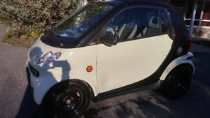 2005 Smart Fortwo Convertible Diesel