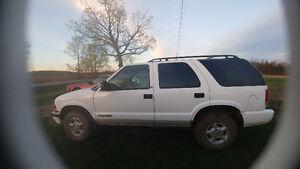 2000 Chevrolet Blazer SUV, Crossover Great condition