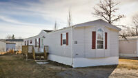Great value in this lovely 3 bedroom mobile home!!