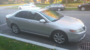 2004 Acura TSX Cuir Berline