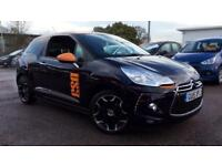2015 Citroen DS3 1.6 VTi 16V DStyle Plus Automatic Petrol Hatchback