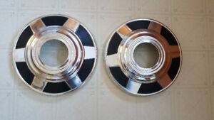 "1973 - 1987  Chev/GM 4X4  12"" Dog Dish Hubcaps"