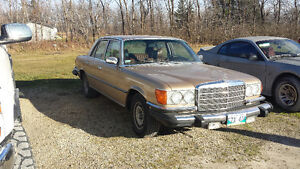 *PRICE REDUCED* Beautiful 1980 Mercedes!