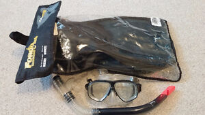 SNORKELING SET Fondo sub Size L/XL - Moving sale!