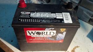 Honda Civic Battery / Batterie