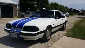 1987 Ford Mustang 5.0 London Ontario image 2