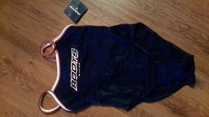 Sz 12 Girl swimsuits (take both for $12)