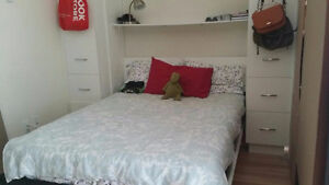 Furnished Condo shared unit for female U-city, $695, Sept.1st