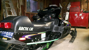 MINT!!! Artic cat 500