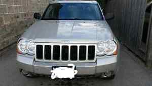 2008 Jeep Grand Cherokee WK DIESEL