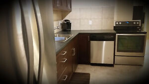 $1100.00!! includes Heat, cable, internet, water & Parking Spot