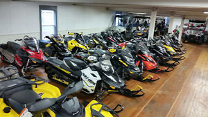 18  USED SLEDS HAVE A LOOK      ADVENTURE MOTORS