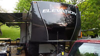 2014 - TOY HAULER - ELEVATION by Red Wood