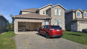 Beautiful new and modern house in Garson, Ontario!
