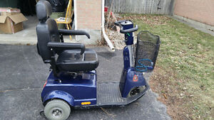 Fortress 1700 DT Mobility Scooter
