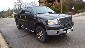 2006 F150 Lariat 4x4 Supercrew