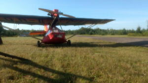 Thor Ultralight Airplane