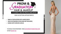 Prom Makeup/Hair Services
