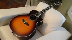 D'ANGELICO GUITAR EXCEL GUITAR RARE IN EASTERN CANADA