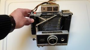 Antique Collectible Polaroid 360 with Electronic Flash