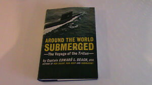 Around The World Submerged, Edward L. Beach, USN, 1962