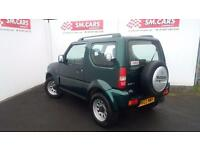2003 03 SUZUKI JIMNY 1.3 JLX.RARE COLOUR,GREAT EXAMPLE WITH FSH.2 KEYS.BARGAIN ,
