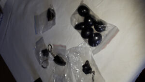 Shungite stones in a package