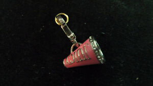 Juicy Couture Megaphone charm- silver, crystals in the box West Island Greater Montréal image 3