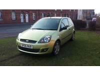 Ford Fiesta 1.25 2006.5MY Zetec PX Swap Anything consiodered