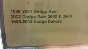 Dodge Dakota Fillage remorque
