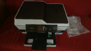 """Brother Wide Format Printer MFC-J6520DW - Prints Up To 11""""x17"""""""