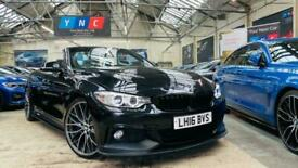 image for BMW 4 Series 3.0 430d M Sport Auto 2dr Convertible Diesel Automatic